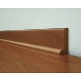 aplicação de deck de madeira para parede preço Alphaville