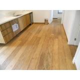 aplicação de deck de madeira preço Santa Efigênia