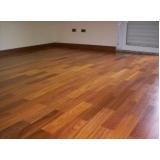 aplicação de piso de madeira em escada  preço Freguesia do Ó