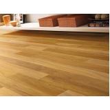 aplicação de piso de madeira maciça Morro Grande