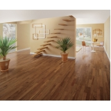 aplicação de piso de madeira preço Colinas dos Álamos