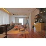 aplicação de pisos de madeira maciça Arco-íris