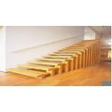 cascolac para escada de madeira preço Vila Medeiros