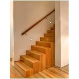 cascolac para escadas de madeira Embu das Artes