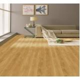 colocação de piso laminado de madeira preço Residencial Sete