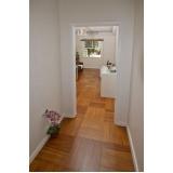 empresa de aplicação de piso de madeira Monte Santo