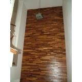 empresa de assoalho de madeira clara Vila Romana
