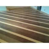 empresa de piso de madeira natural Higienópolis