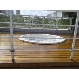empresa de piso de madeira para sala de dança Belém