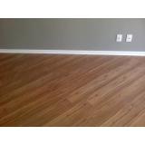 empresa de raspagem de piso de taco de madeira Capela