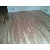 piso de laminado Vila Romana