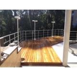 piso de madeira natural preço Ponte Rasa