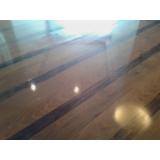 piso de madeira natural Vila Esperança