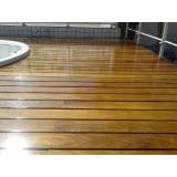 piso de madeira para sala de dança Colina dos Pinheiros