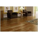 piso de madeira para sala Anália Franco