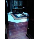piso de madeira vinílico  preço Mauá