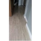 piso estruturado de madeira Diadema