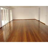 piso laminado apartamento preço Jardim dos Passaros