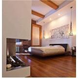 piso laminado apartamento Arco-íris