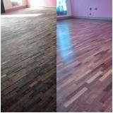 piso laminado escuro valor Caieiras