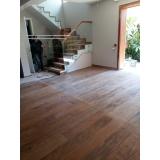piso laminado na cozinha preço Penha de França