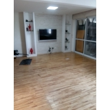 piso laminado rustico valor Residencial Onze
