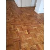 piso laminado rustico Residencial Dez