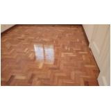 piso madeira laminado Itu