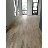 piso vinílico de madeira Vila Anastácio