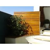 pisos de madeira naturais Sumaré