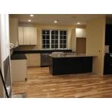 piso de madeira para sala