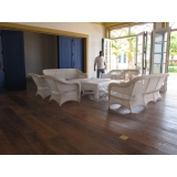 pisos vinílico de madeira Santana