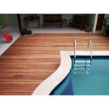 quanto custa assoalho de madeira para deck Água Rasa