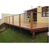 quanto custa assoalho de madeira para piscina Monte Santo