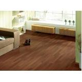 quanto custa colocação de piso de madeira Alphaville