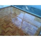 quanto custa piso de madeira claro Jardim América