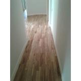 quanto custa piso de madeira para residência Residencial Sete