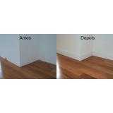 raspagem de deck de madeira preço São Joaquim
