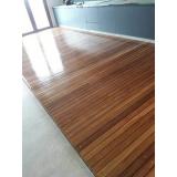 restauração assoalho de madeira Tamboré