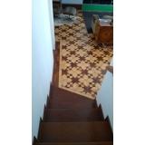 restauração de deck de madeira Granja Viana