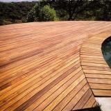 restauração de deck valor Jardins