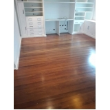restauração de piso taco