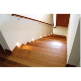 taco de madeira para sala Samambaia