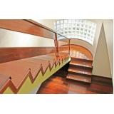 taco feito de madeira para piso preço Anália Franco