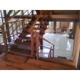taco de madeira para sala